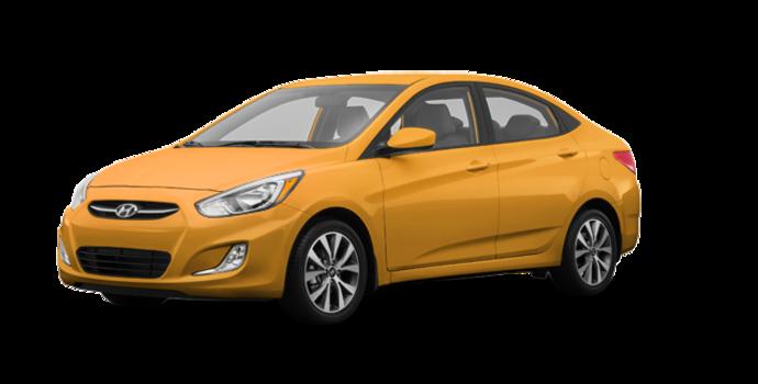 2016 Hyundai Accent Sedan SE | Photo 6 | Sunflower Yellow