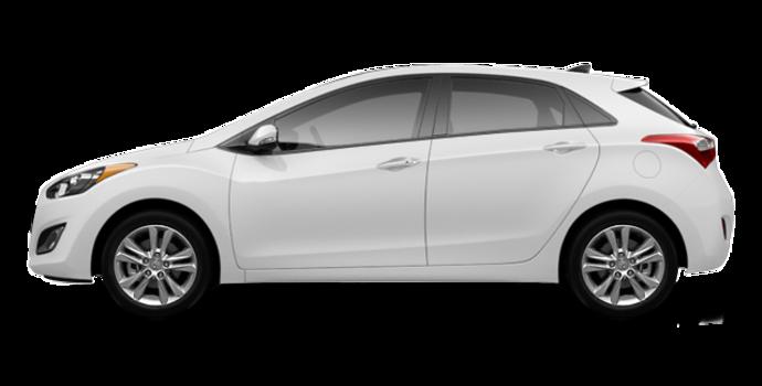 2016 Hyundai Elantra GT GLS | Photo 4 | Monaco White