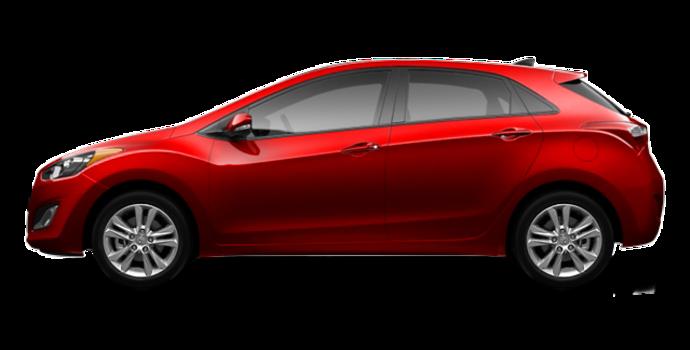 2016 Hyundai Elantra GT GLS | Photo 4 | Geranium Red