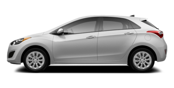 2016 Hyundai Elantra GT L | Photo 4 | Shimmering Silver