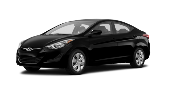 2016 Hyundai Elantra L | Photo 6 | Black Pearl