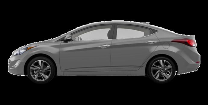 2016 Hyundai Elantra LIMITED | Photo 4 | Titanium Grey Metallic