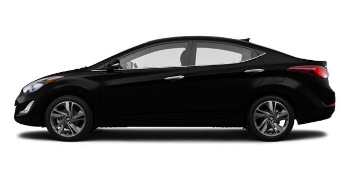 2016 Hyundai Elantra LIMITED | Photo 4 | Space Black