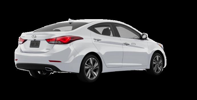 2016 Hyundai Elantra LIMITED | Photo 5 | Monaco White