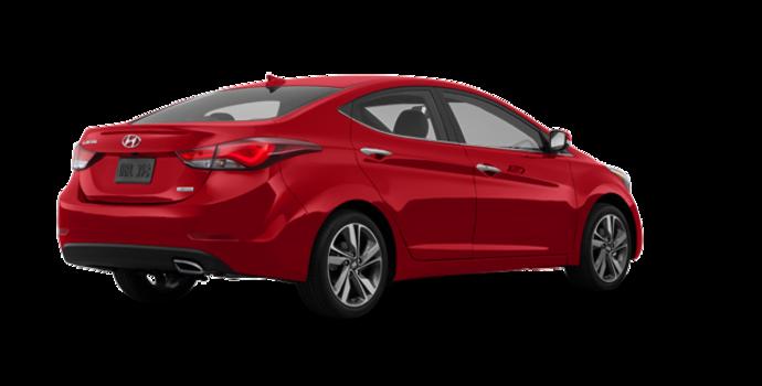 2016 Hyundai Elantra LIMITED | Photo 5 | Geranium Red