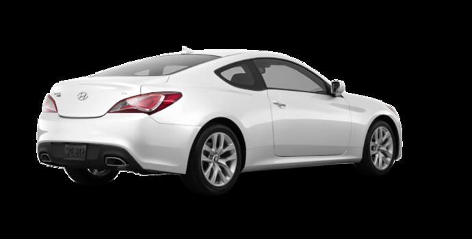 2016 Hyundai Genesis Coupe 3.8 Premium | Photo 5 | Casablanca White