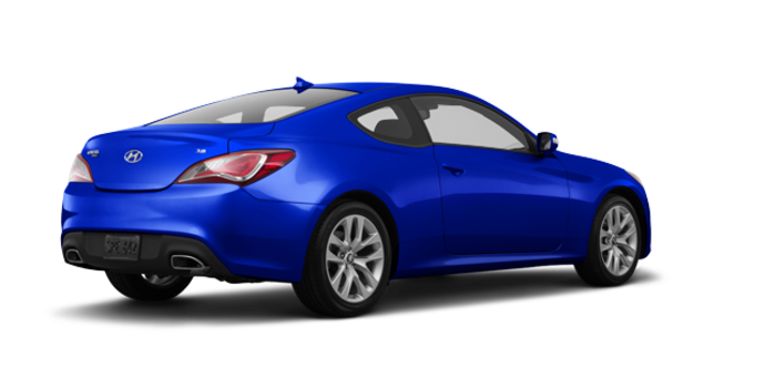 2016 Hyundai Genesis Coupe 3.8 Premium | Photo 5 | Ibiza Blue