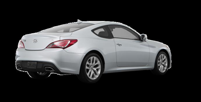 2016 Hyundai Genesis Coupe 3.8 Premium | Photo 5 | Santiago Silver