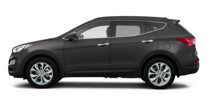 2016 Hyundai Santa Fe Sport 2.0T LIMITED | Photo 4 | Platinum Graphite