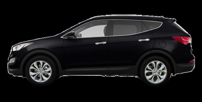 2016 Hyundai Santa Fe Sport 2.0T LIMITED | Photo 4 | Twilight Black