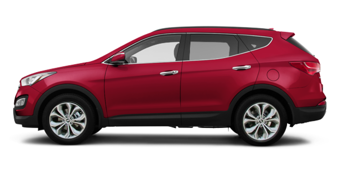 2016 Hyundai Santa Fe Sport 2.0T LIMITED | Photo 4 | Serrano Red