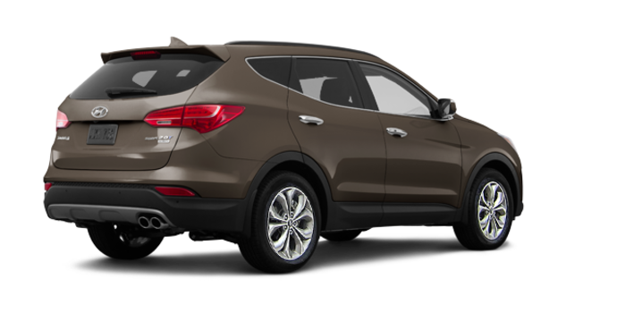 2016 Hyundai Santa Fe Sport 2.0T LIMITED | Photo 5 | Titanium Silver