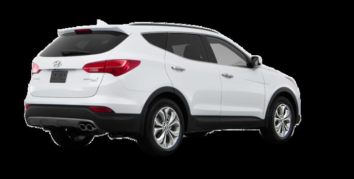 2016 Hyundai Santa Fe Sport 2.0T LIMITED | Photo 5 | Frost White Pearl