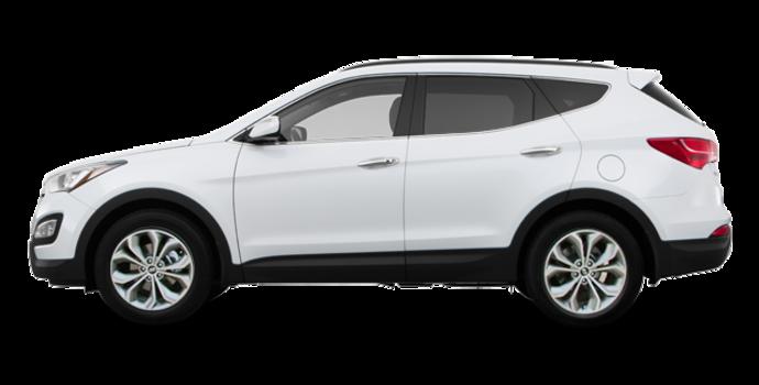 2016 Hyundai Santa Fe Sport 2.0T SE | Photo 4 | Frost White Pearl