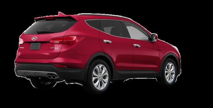2016 Hyundai Santa Fe Sport 2.0T SE | Photo 5 | Serrano Red