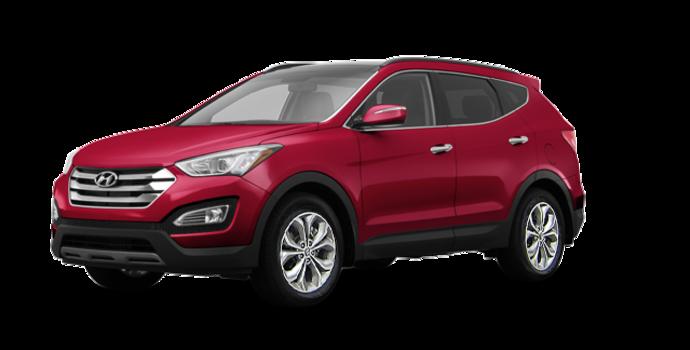 2016 Hyundai Santa Fe Sport 2.0T SE | Photo 6 | Serrano Red