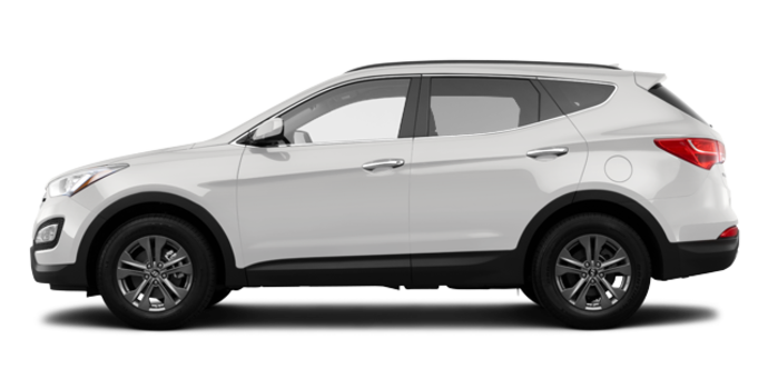 2016 Hyundai Santa Fe Sport 2.4 L PREMIUM | Photo 4 | Frost White Pearl