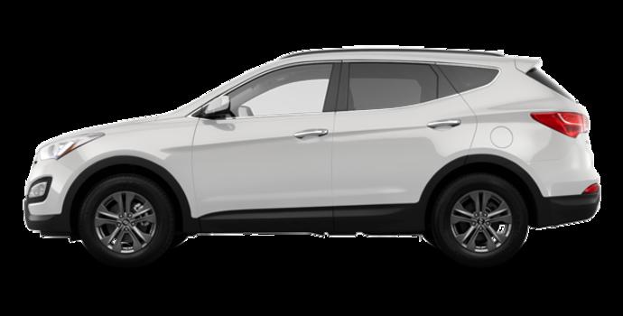 2016 Hyundai Santa Fe Sport 2.4 L FWD | Photo 4 | Frost White Pearl