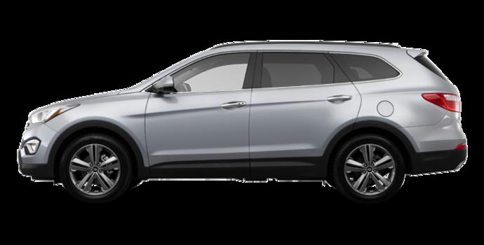 2016 Hyundai Santa Fe XL LIMITED | Photo 4 | Iron Frost