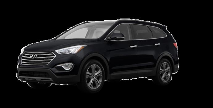 2016 Hyundai Santa Fe XL LIMITED | Photo 6 | Becketts Black