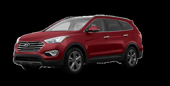 2016 Hyundai Santa Fe XL LIMITED | Photo 6 | Regal Red Pearl