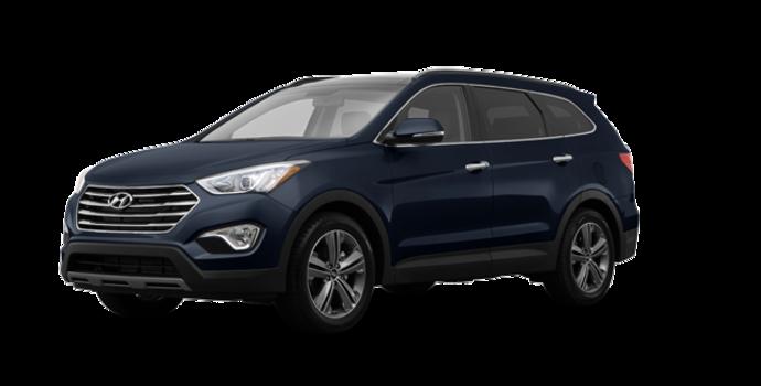 2016 Hyundai Santa Fe XL LIMITED | Photo 6 | Night Sky Pearl