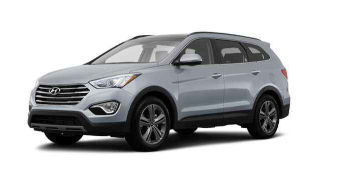 2016 Hyundai Santa Fe XL LIMITED | Photo 6 | Circuit Silver