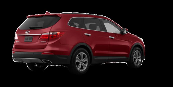 2016 Hyundai Santa Fe XL LUXURY | Photo 5 | Regal Red Pearl