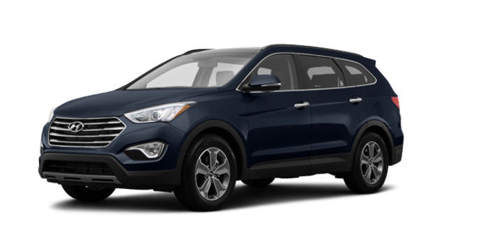 2016 Hyundai Santa Fe XL LUXURY | Photo 6 | Night Sky Pearl