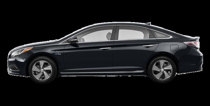 2016 Hyundai Sonata Plug-in Hybrid ULTIMATE   Photo 4   Phantom Black