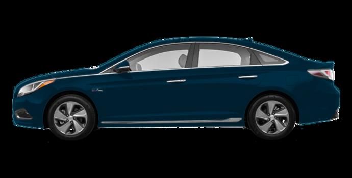 2016 Hyundai Sonata Plug-in Hybrid ULTIMATE   Photo 4   Night Sky Blue