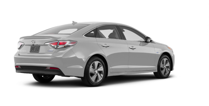 2016 Hyundai Sonata Plug-in Hybrid ULTIMATE   Photo 5   Platinum Silver
