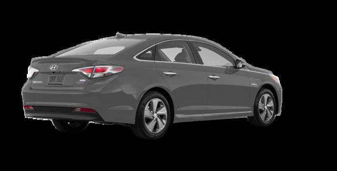2016 Hyundai Sonata Plug-in Hybrid ULTIMATE   Photo 5   Polished Metal