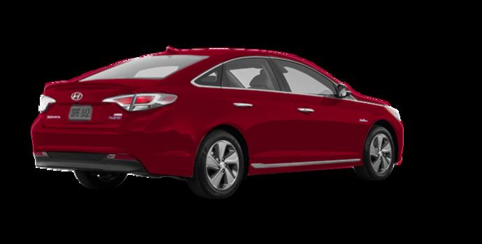 2016 Hyundai Sonata Plug-in Hybrid ULTIMATE   Photo 5   Venetian Red