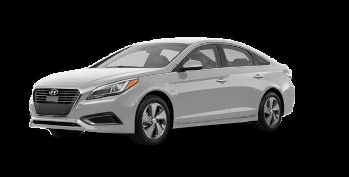 2016 Hyundai Sonata Plug-in Hybrid ULTIMATE   Photo 6   Platinum Silver