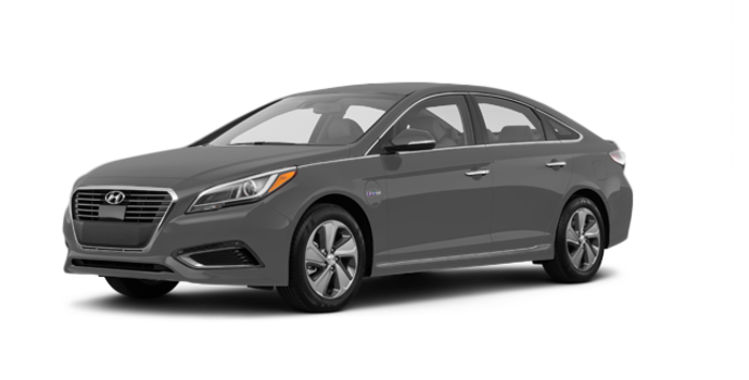 2016 Hyundai Sonata Plug-in Hybrid ULTIMATE   Photo 6   Polished Metal