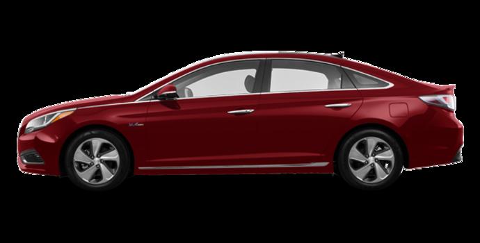 2016 Hyundai Sonata Hybrid ULTIMATE | Photo 4 | Venetian Red
