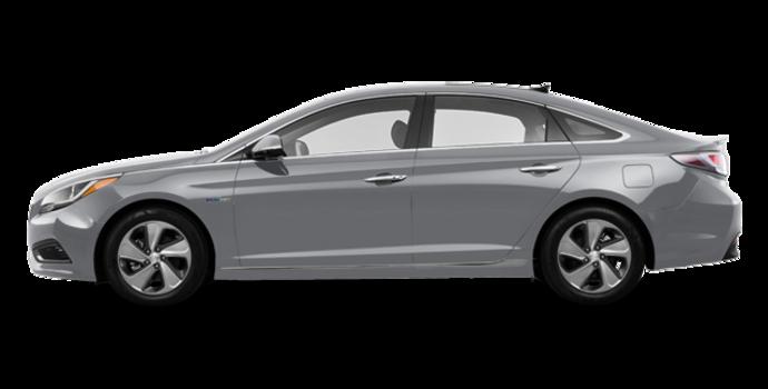 2016 Hyundai Sonata Hybrid ULTIMATE | Photo 4 | Polished Metal