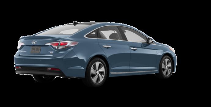 2016 Hyundai Sonata Hybrid ULTIMATE | Photo 5 | Graphite Blue