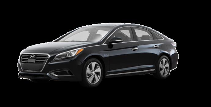 2016 Hyundai Sonata Hybrid ULTIMATE | Photo 6 | Phantom Black