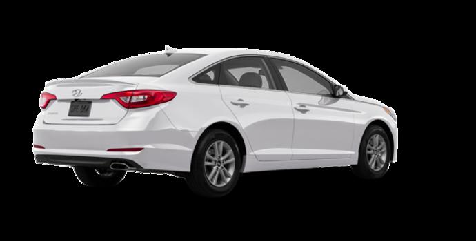 2016 Hyundai Sonata GL | Photo 5 | Ice White