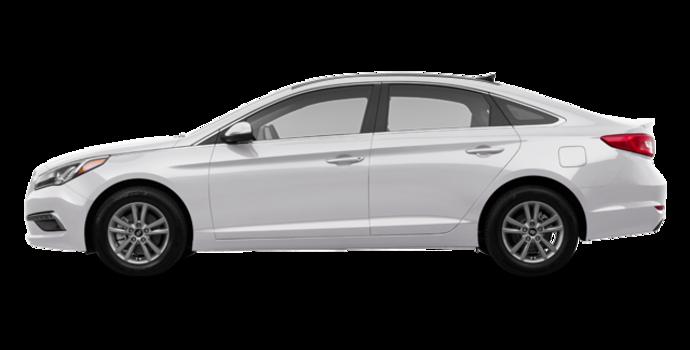 2016 Hyundai Sonata GLS | Photo 4 | Ice White
