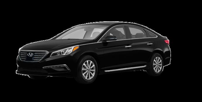 2016 Hyundai Sonata LIMITED | Photo 6 | Black Pearl