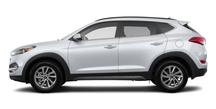 2016 Hyundai Tucson LUXURY | Photo 4 | Chromium Silver
