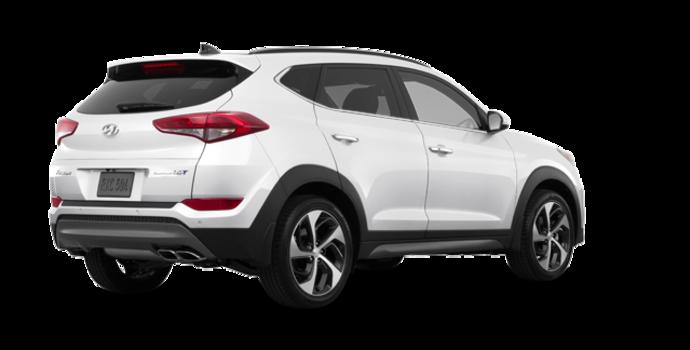 2016 Hyundai Tucson ULTIMATE | Photo 5 | Winter White