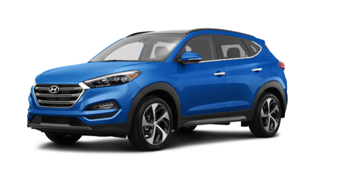 2016 Hyundai Tucson ULTIMATE | Photo 6 | Caribbean Blue