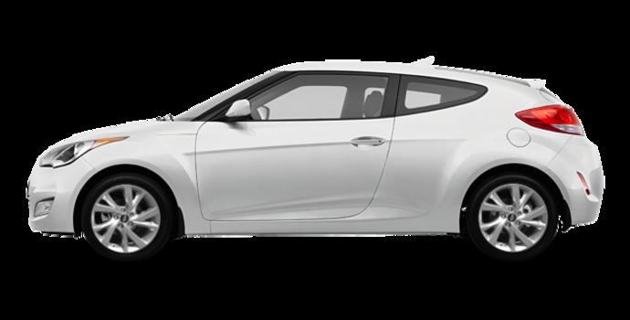 2016 Hyundai Veloster | Photo 4 | Century White