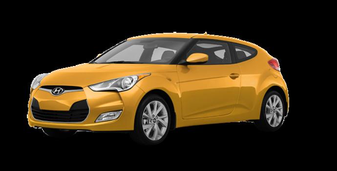 2016 Hyundai Veloster | Photo 6 | Sunflower Yellow