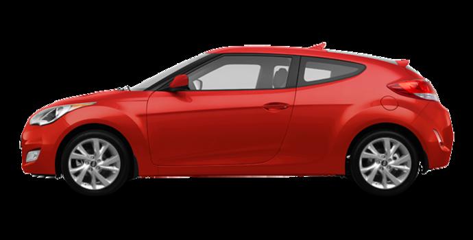 2016 Hyundai Veloster SE | Photo 4 | Boston Red