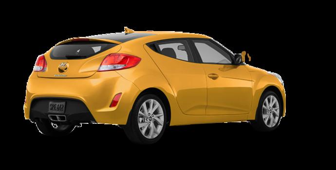 2016 Hyundai Veloster SE | Photo 5 | Sunflower Yellow
